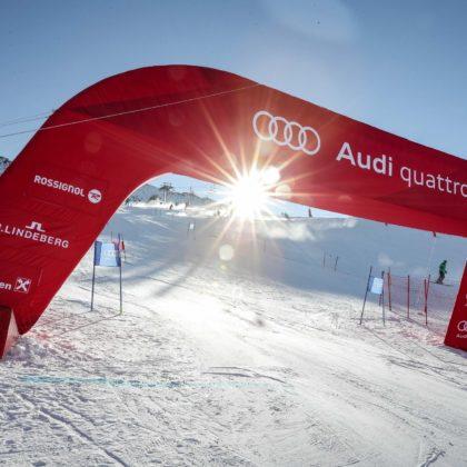 Audi Quattro Ski Cup Finale: Madonna di Campiglio